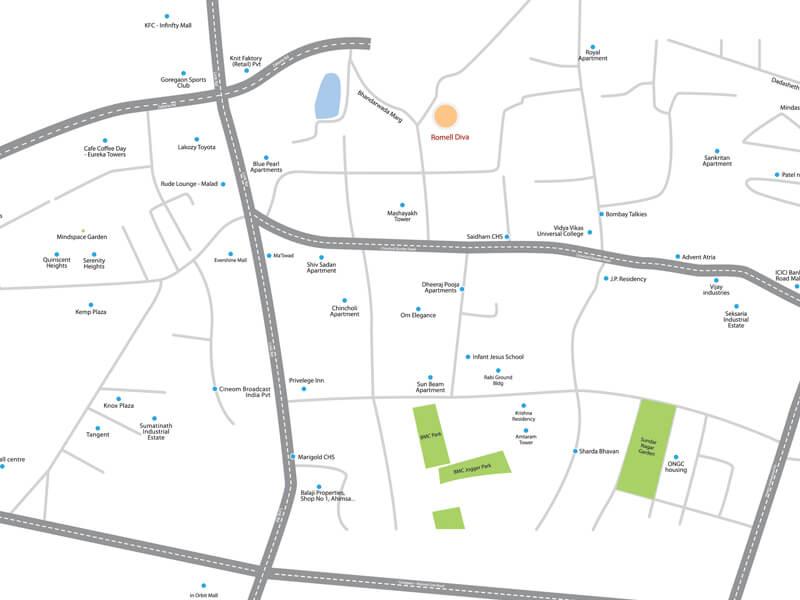 romell diva location image1