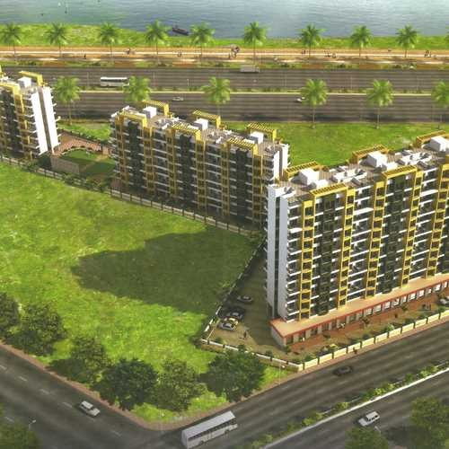 royce paradise phase 2 project tower view1