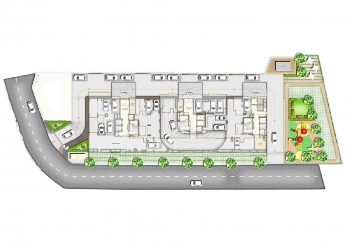 runwal elina project master plan image2