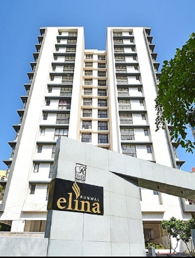 runwal elina project tower view3