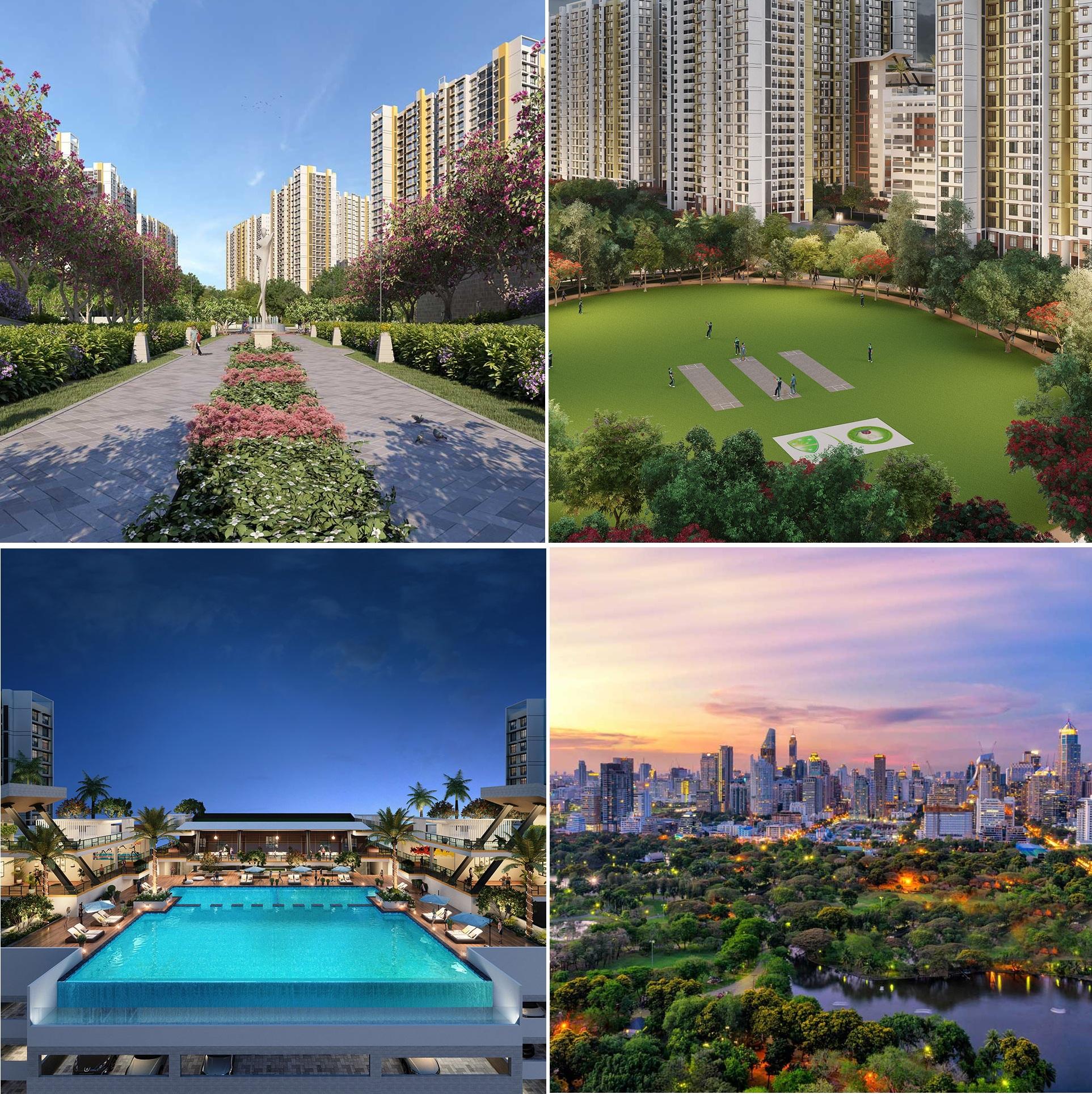 runwal gardens north avenue amenities features5