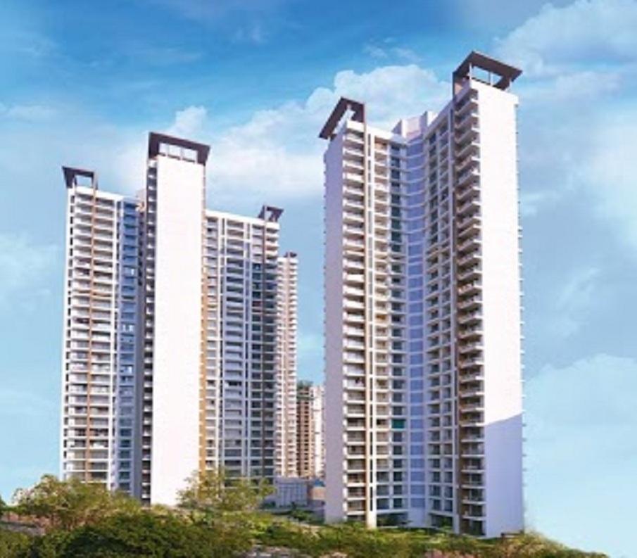 runwal valetina project tower view1