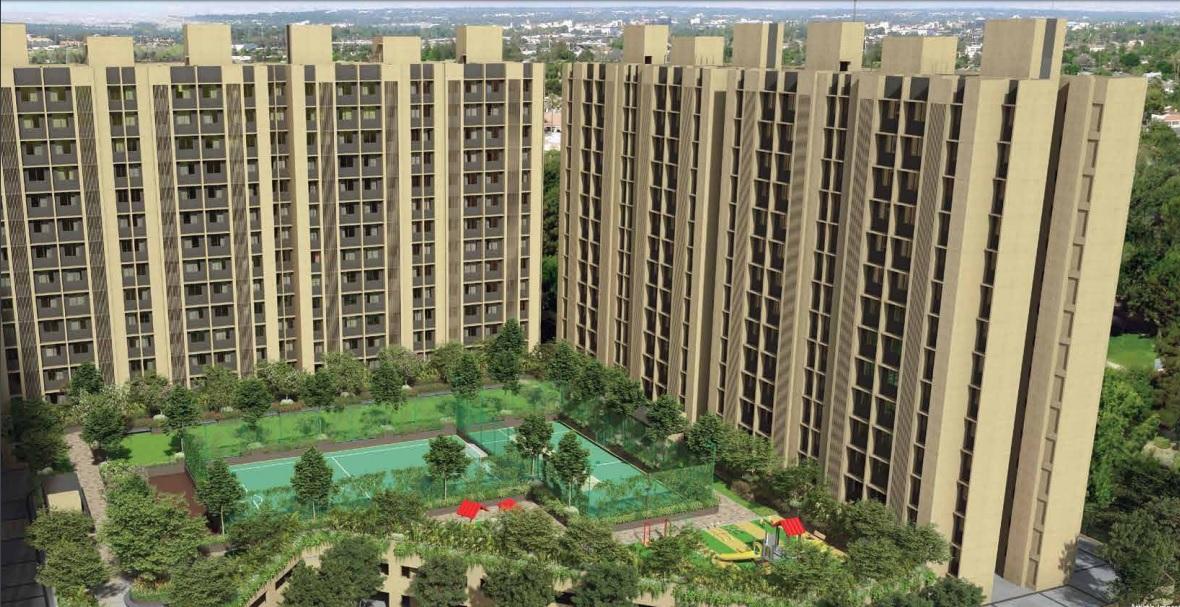 rustomjee global city tower view4