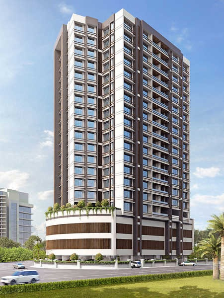 rustomjee le reve project tower view1