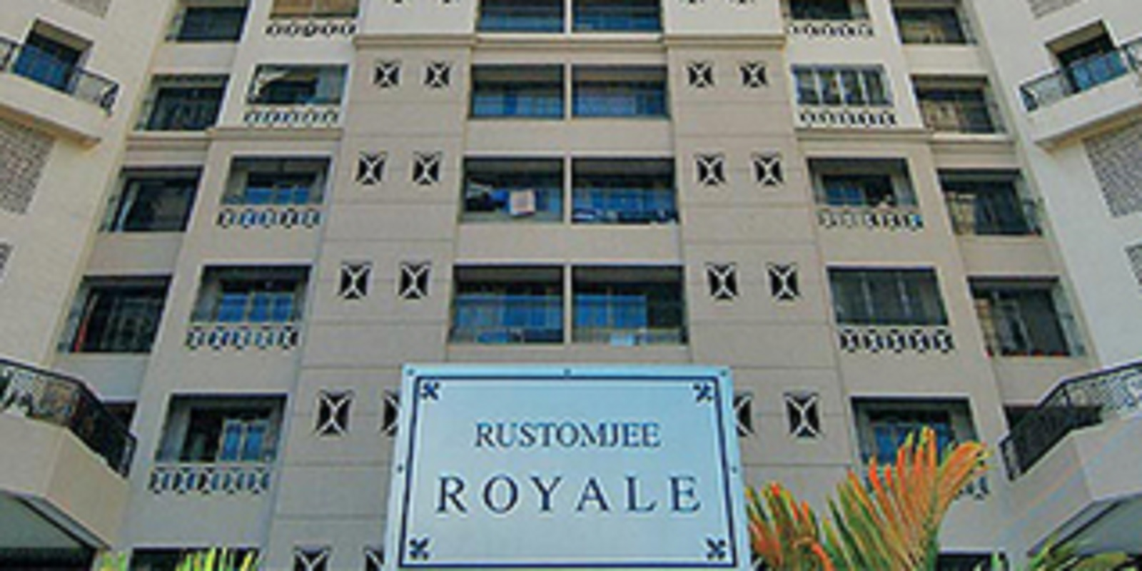 rustomjee royale project large image1