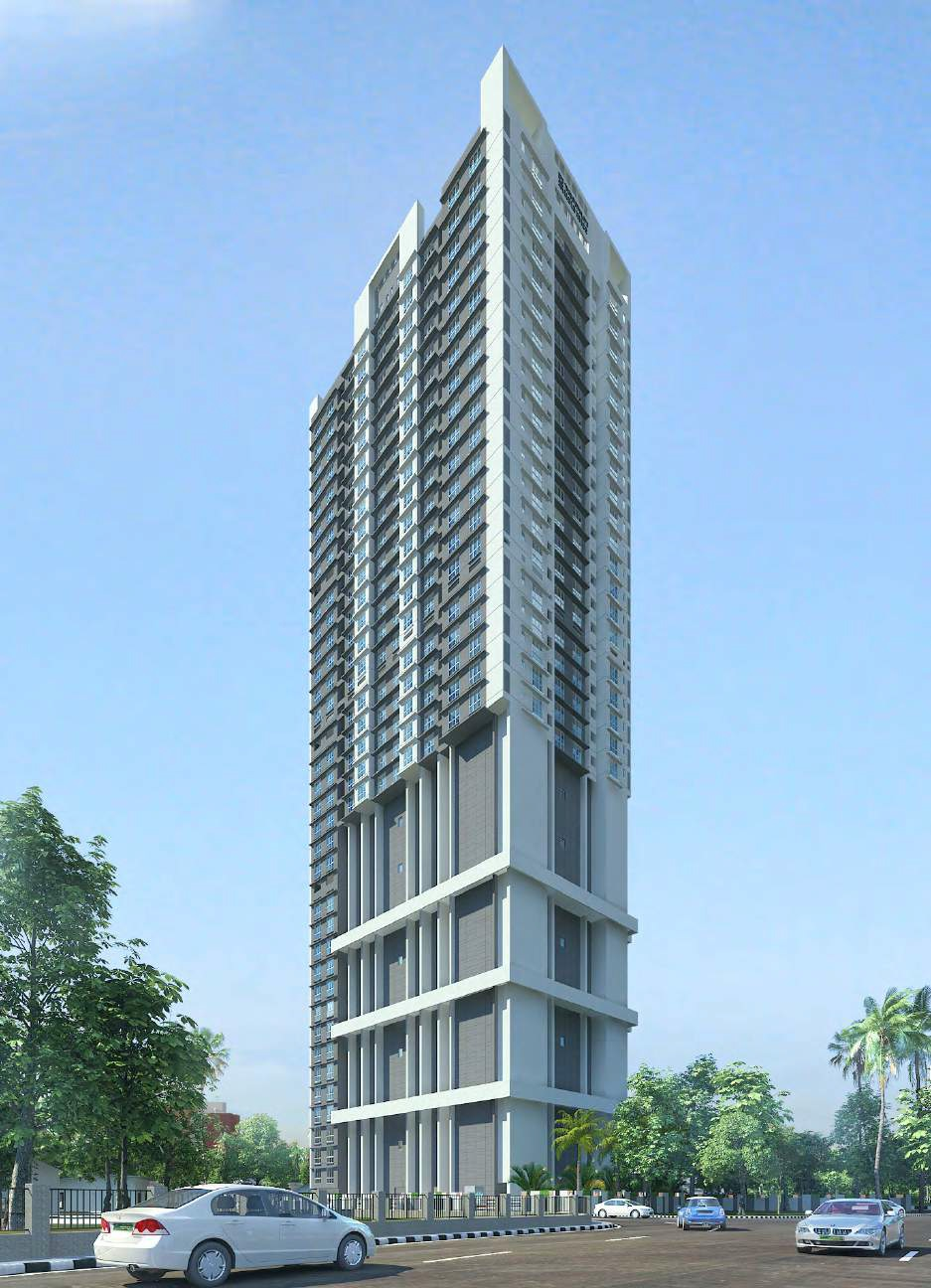 rustomjee summit project tower view3