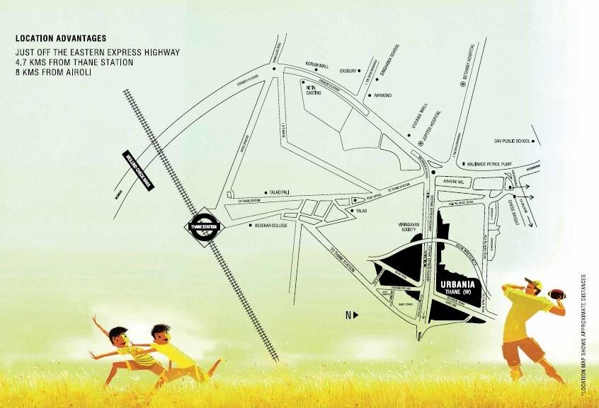 rustomjee urbania azziano location image1