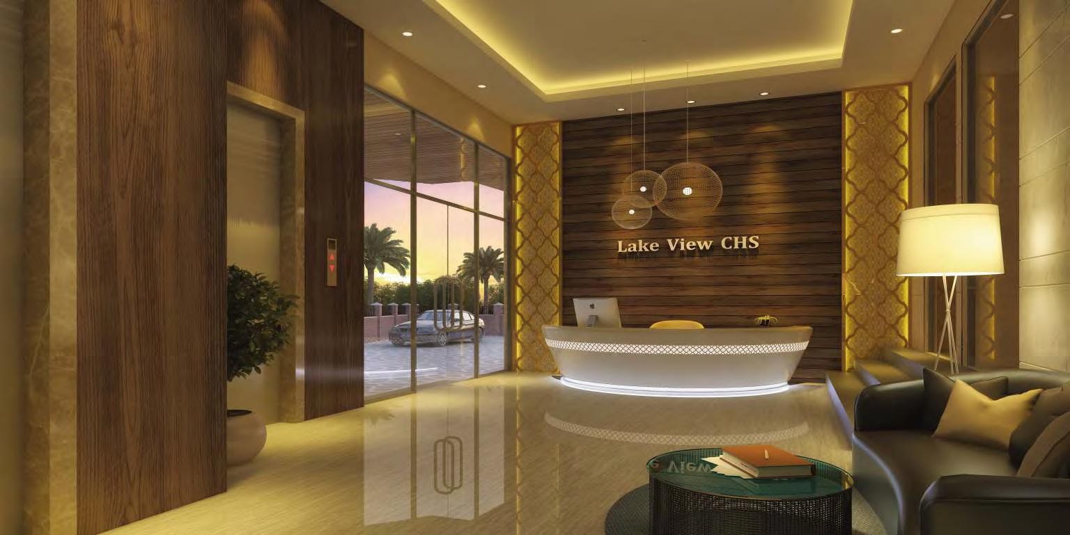 sai mahima lake view lift lobby image11