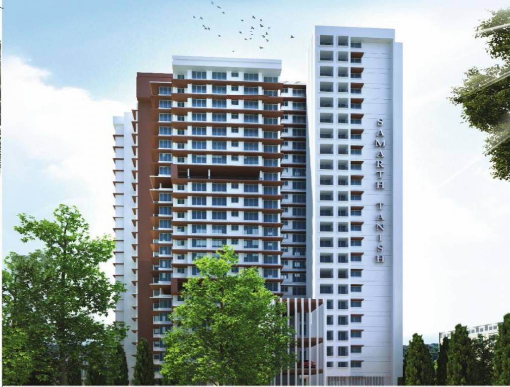 samarth tanish project tower view1