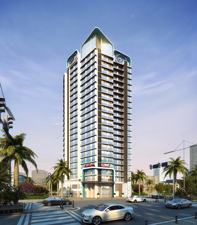 sanghvi aaditya pearl project tower view1