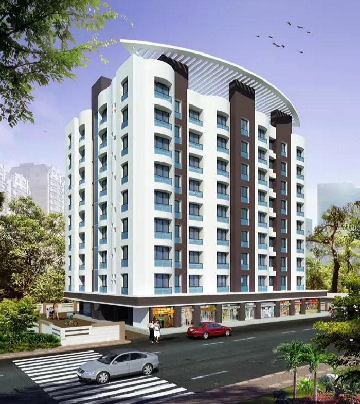 sanghvi chandan pride tower view5