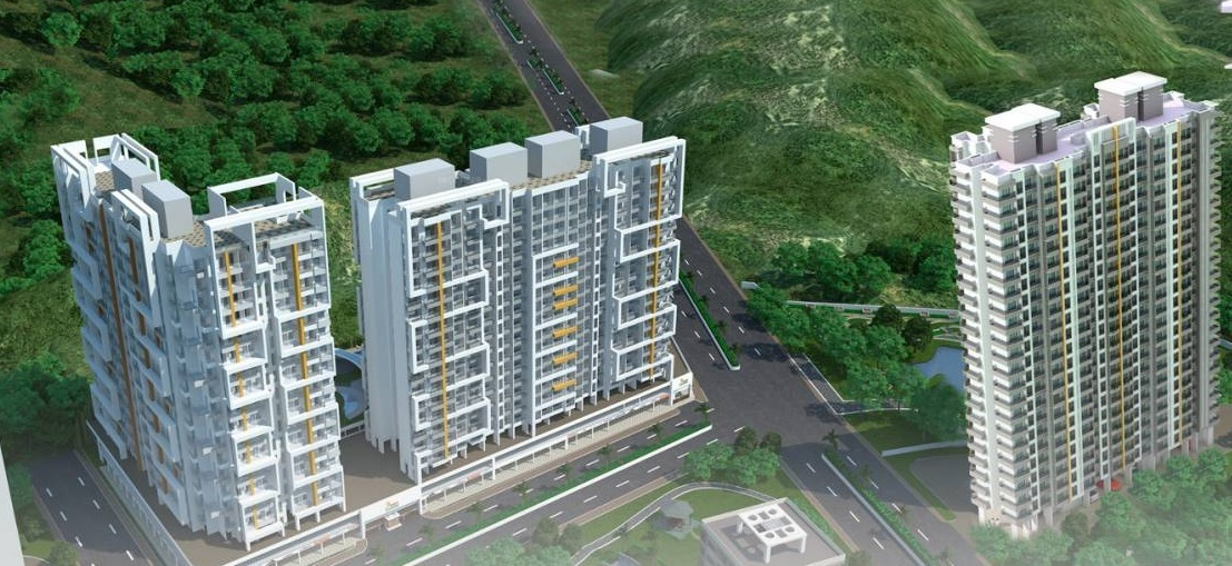 sanghvi ecocity project tower view1