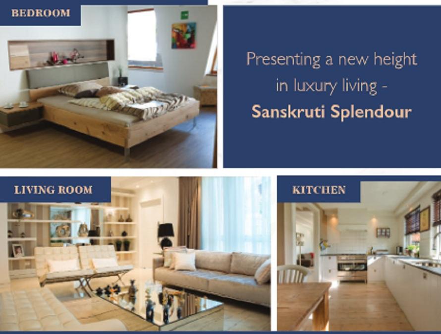 sanskruti splendour project apartment interiors1
