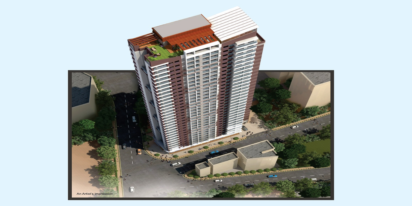 satyadeep shree sandesh heights project large image1