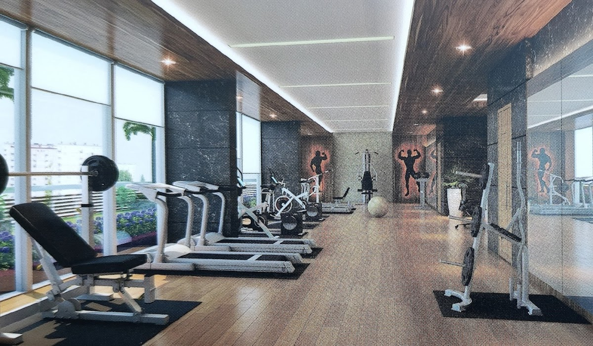 shakti aura amenities features6