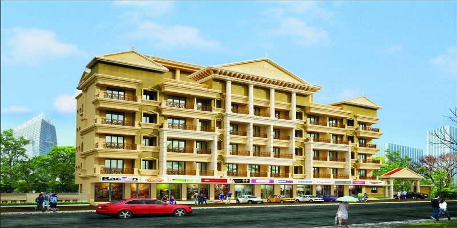 shantee sunshine palace project project large image1