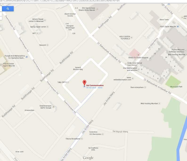shanti seven project location image1