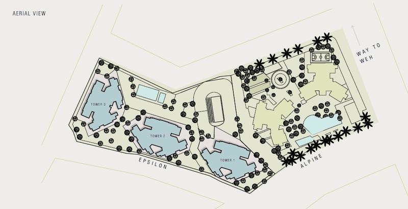 shapoorji pallonji epsilon project master plan image1