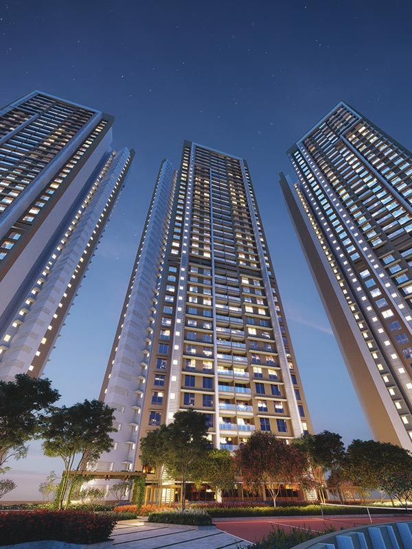 shapoorji pallonji epsilon tower view4