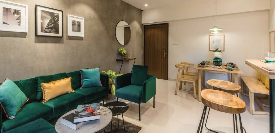 shapoorji pallonji kandivali apartment interiors1