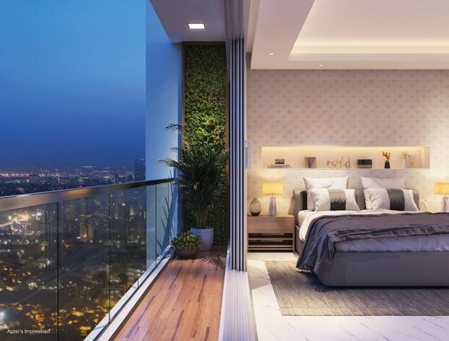 shapoorji pallonji northern lights omega amenities features3