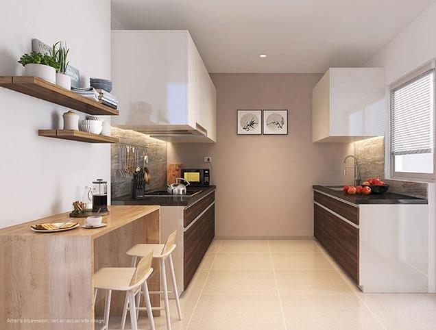 shapoorji pallonji northern lights oyster apartment interiors8