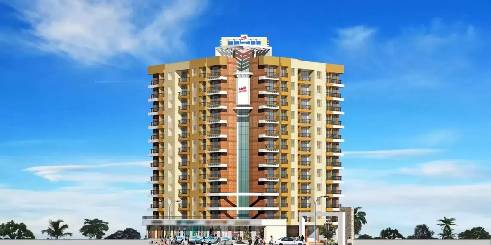 shree ostwal orchid building no 9 to 12 project large image2