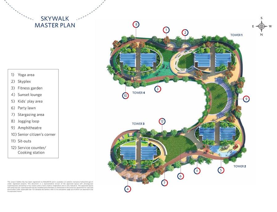 siddha sky phase 3 master plan image6