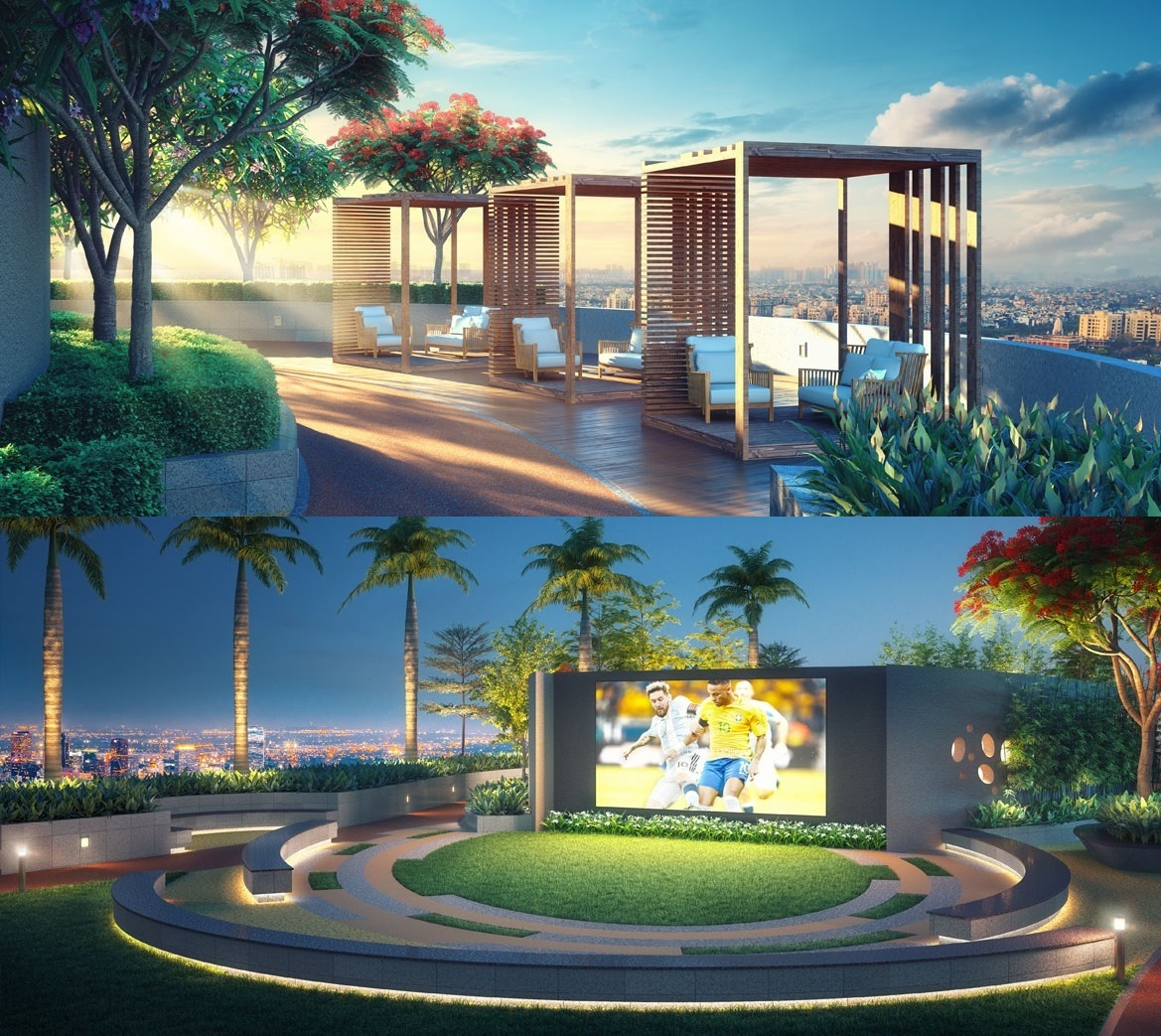 siddha sky phase 4 amenities features8