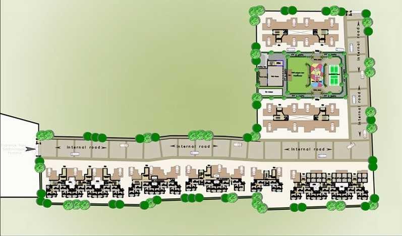 siddhivinayak riddhima master plan image5