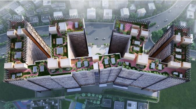 spenta alta vista project tower view1