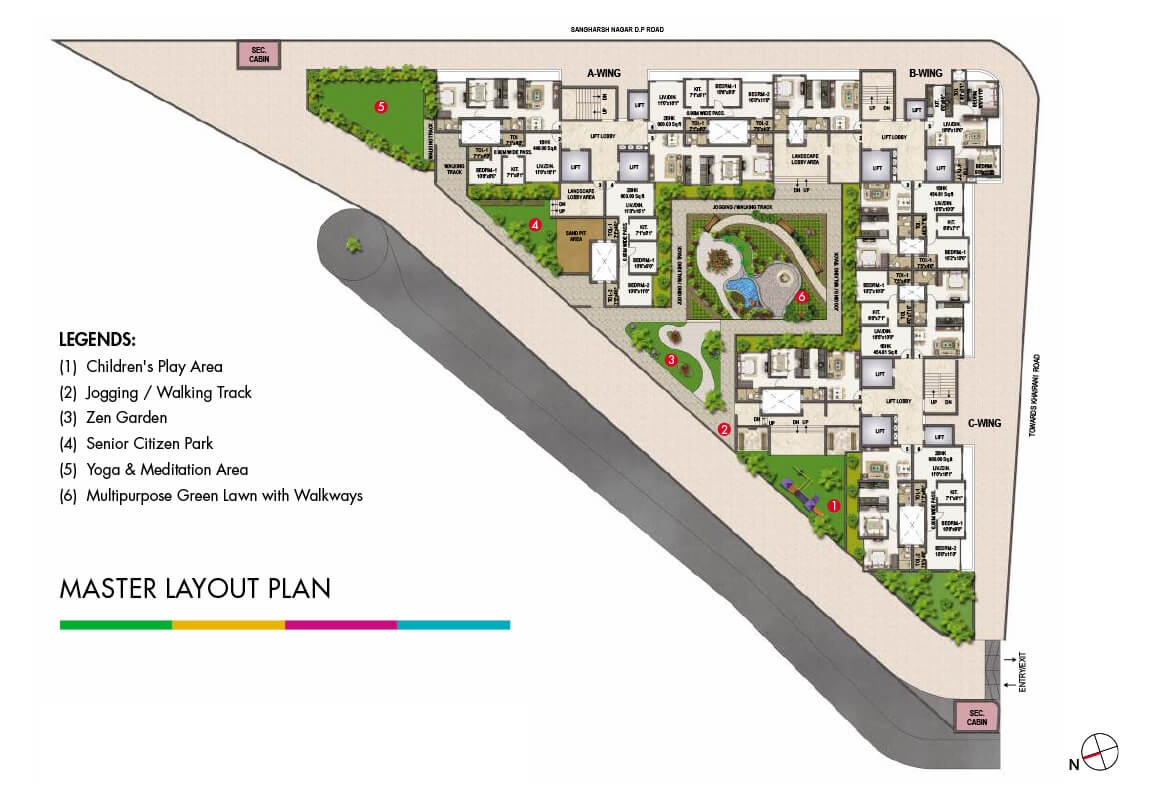 sumer life project master plan image1