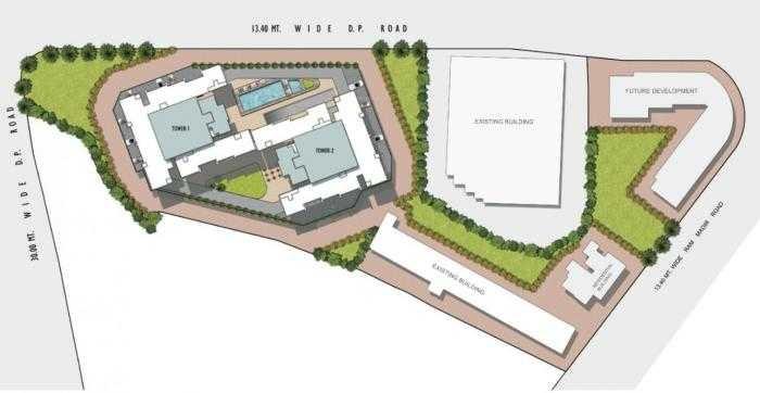 sunteck avenue 2 master plan image8