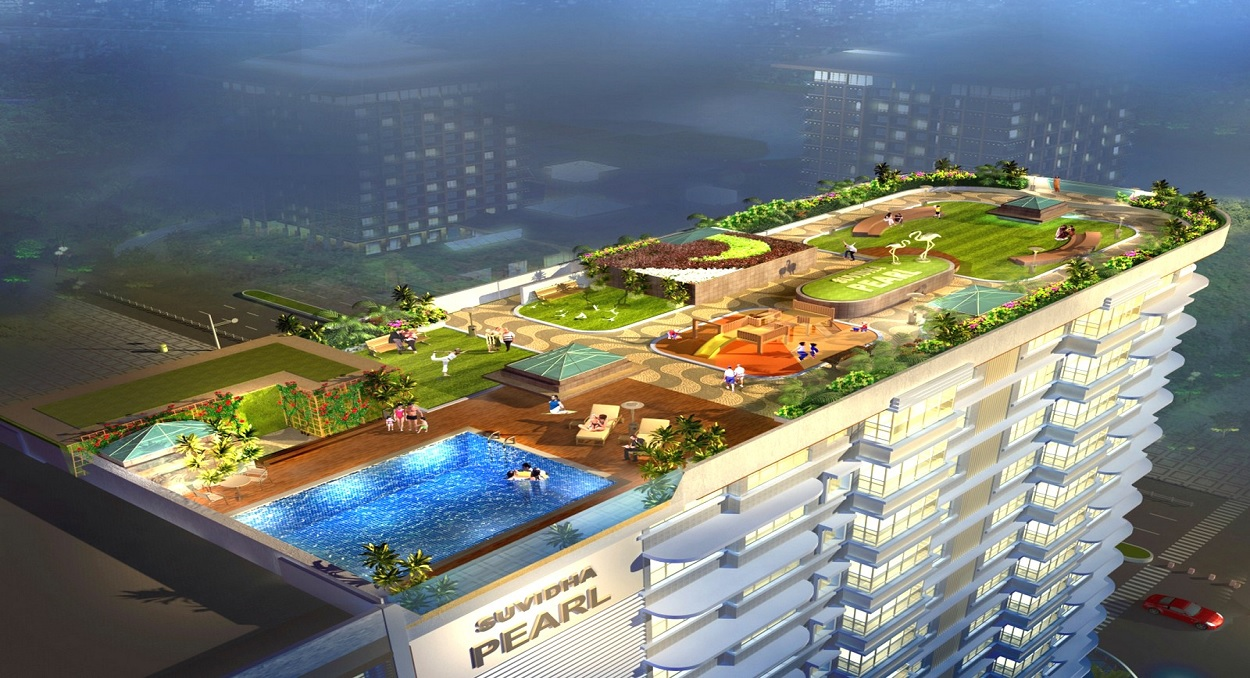 suvidha pearl project amenities features1