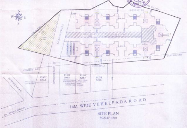swami sant krupa complex master plan image6