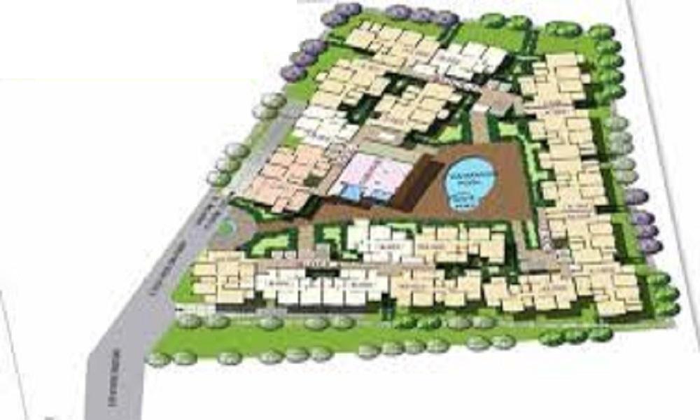 tata condor gardens project master plan image1