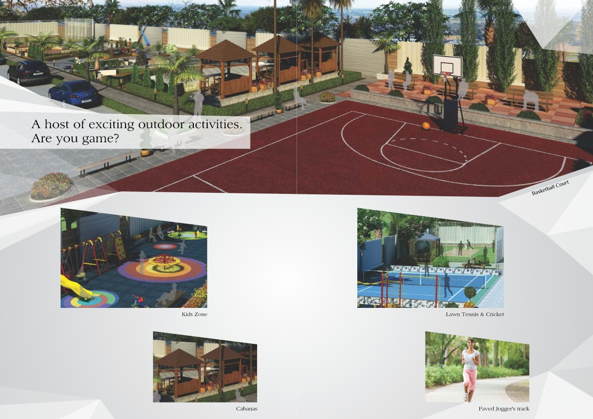 thakur galaxy project amenities features2
