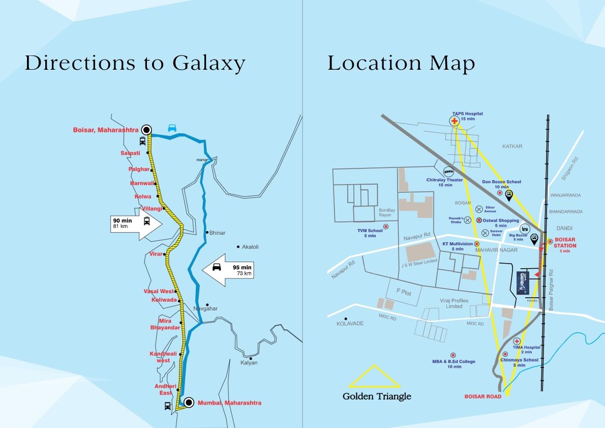 thakur galaxy project location image1