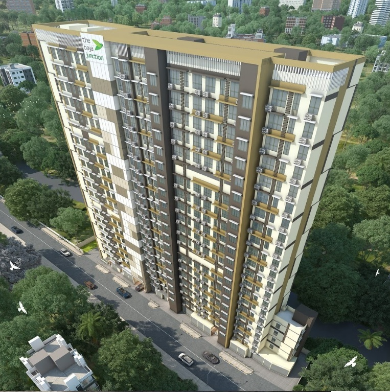 the baya junction project tower view2