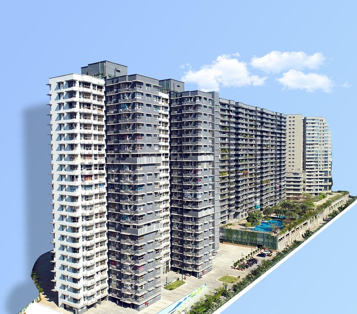 the wadhwa prima residences tower view4