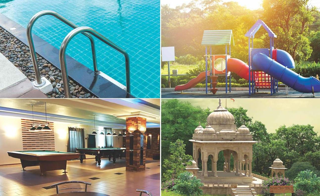 tridhaatu morya phase 2 amenities features7
