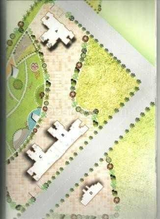 unique aurum 2 project master plan image1