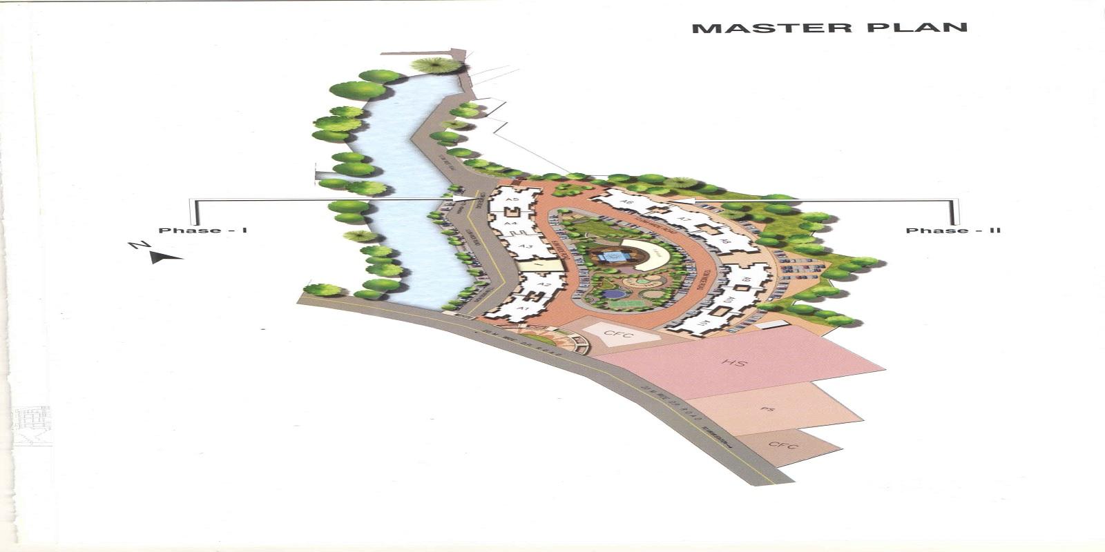 viva city a10 project master plan image1