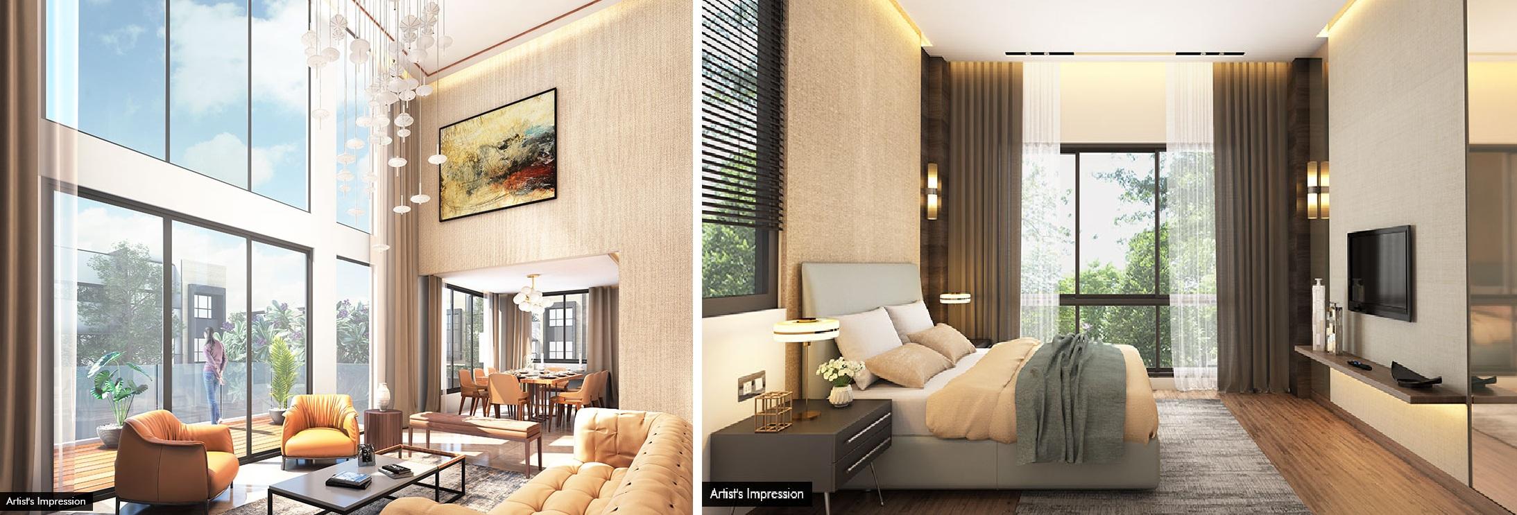wadhwa magnolia cluster 2 apartment interiors7