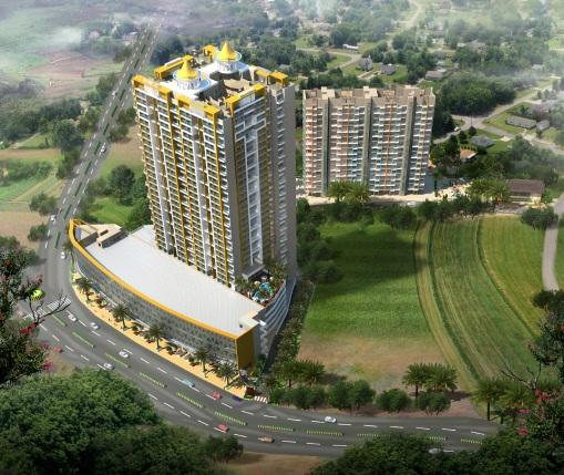 wadhwa regalia phase 3 tower view4