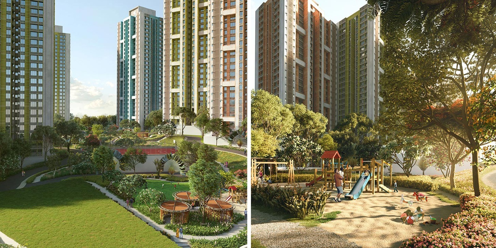 wadhwa wise city south block phase 1 b6 wing a4 amenities features7