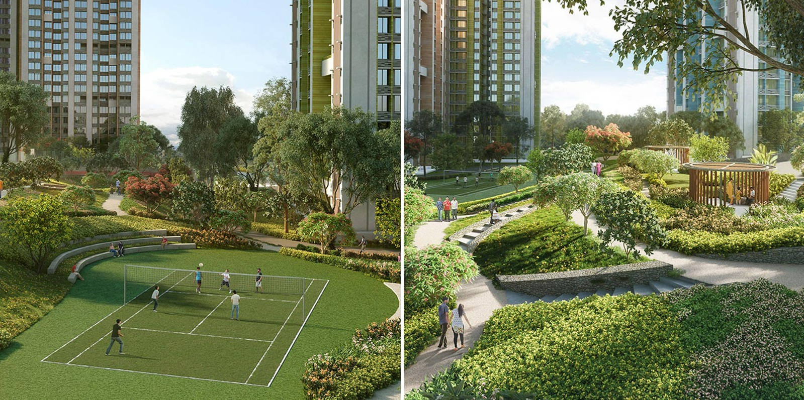 wadhwa wise city south block phase 1 b6 wing a4 amenities features9