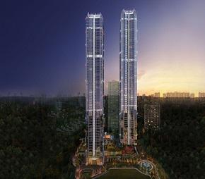 Bombay Realty Island City Center, Dadar East, Mumbai