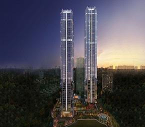 Bombay Realty Island City Centre II, Dadar East, Mumbai