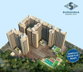 Conceptual Suraksha Smart City Phase I Flagship